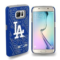 MLB Los Angeles Dodgers Logo iPod Touch iTouch 5//6th Plastic One-Piece Slim Case