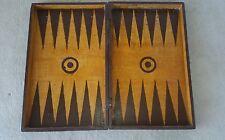 VINTAGE Backgammon Board Game