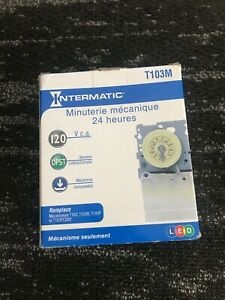 Intermatic T103M 24hr Mechanical Time Switch