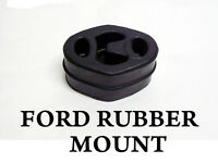 NEW FORD MONDEO 2000 - 2007 REPLACEMENT EXHAUST RUBBER MOUNT BRACKET HEAVY DUTY
