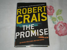 The Promise by Robert Crais     -Signed-   -DM-
