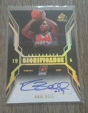 2007-08 SP Game Used Significance Radja Bell