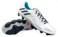 Adidas Messi 16.4 FG Football Boots Silver UK 9 EU 43.3 LN095 OO 09