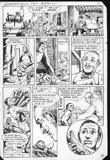 G.I. Combat #257 p.2 - Haunted Tank - 1983 art by Sam Glanzman Comic Art