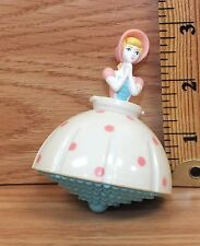 """Genuine Disney Toy Story """"Bo Peep"""" Burger King Kids Meal Top / Toy Only **READ**"""
