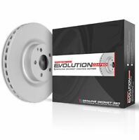 Pair Rear Disc Brake Rotor Autospecialty Power Stop Replacement Rotors Brakes x2