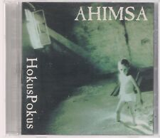 AHIMSA - HOKUS POKUS 1997 1PRESS INTERSONUS TOP RARE OOP CD POLSKA POLAND