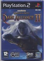 BALDUR'S GATE DARK ALLIANCE II (2) - PS2 NEUF - PAL FR