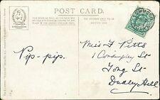 Miss Pitts.  1 Cordingley street, Dudley Hill, Bradford 1904   RL.33