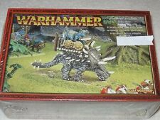 WARHAMMER (GAMES WORKSHOP)  (LIZARDMEN STEGADON) - SEALED BOX !