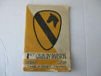 Korean War US 1st Cavalry Division Book Japan Occupation Hokkaido Island Korea