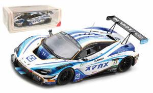 Spark SJ091 McLaren 720S GT3 'Planex Smacam Racing' Suzuka 10H 2019 - 1/43 Scale