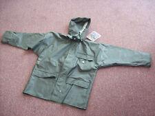Carhartt Rain Jacket Green - Professional Quality - Size Small - Regular Fit