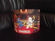 "NINJAGO LEGO b  10"" DRUM CEILING LAMPSHADE LIGHTSHADE"