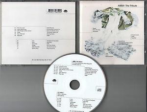 Abba  CD THE TRIBUTE (c) POLAR MUSIC