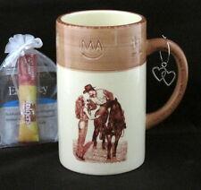 Montana Silversmiths Paul Cameron Smith coffee Mug tea Cup cowboy horse cowgirl