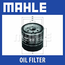 Mahle Oil Filter OC21 - Fits Ford, Vauxhall - Genuine Part
