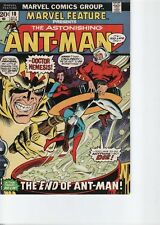 2 rares Marvel Comics  Ant-Man in Marvel Feature 10 & Marvel Premiere 48