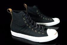 NIB $85 Converse Jack Purcell Duck Mid Black 142646C US Mens 9.5
