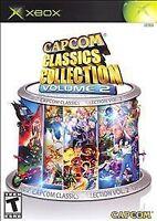 Capcom Classics Collection Vol. 2 (Microsoft Xbox) Original Xbox game disc only!