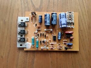 New Main Amplifier Board For Bell Howell 1692 And 1693 16mm Projector