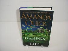 Garden of Lies by Amanda Quick (2015, Hardcover) Novel Book