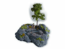 More details for noch rocky mountain diorama kit n10012 ho scale