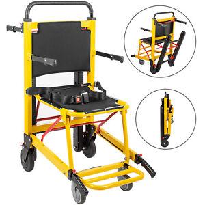 Stair Lifting Motorized Climbing 4 Wheel Stair Lift Chair Wheelchair