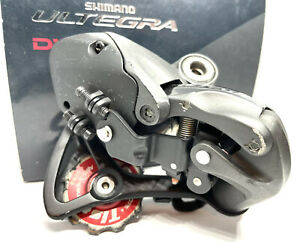 Shimano Ultegra Di2 RD-6770 Rear Derailleur With Upgraded Tiso Pulleys