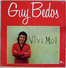 Guy Bedos 33 tours Vive moi 1976