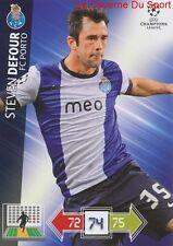 U87 STEVEN DEFOUR FC PORTO BELGIQUE CARD CHAMPIONS LEAGUE ADRENALYN 2013 PANINI
