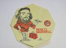 VECCHIO ADESIVO / Old Sticker COMANDANTE CHE GUEVARA (cm 10) serie Renco Marwell