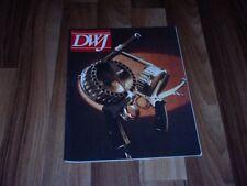 DWJ/Allemand armes-JOURNAL nº 8/1985 -- Hesse-MOUSQUET/LEFAUCHEUX-REVOLVER
