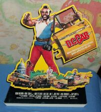 vintage D.C. CAB counter display standee Mr. T Adam Baldwin Irene Cara Max Gail