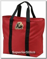 Spinone Italiano embroidered tote bag Any Color