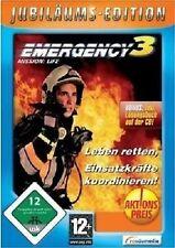 EMERGENCY 3 - MISSION: LIFE - PC DVD-ROM - NEU & SOFORT
