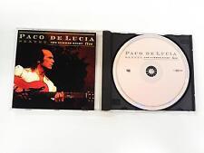 PACO DE LUCIA SEXTET ONE SUMMER NIGHT LIVE CD 2003