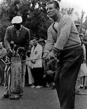 Pro Golfer JIMMY DEMARET Glossy 8x10 Photo 3x Masters Champion Print Poster