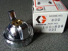 "GRACO AIR CAP MODEL 800 PN # 106-806 "" BRAND NEW "" + FREE SHIPPING -GREAT BUY !!"
