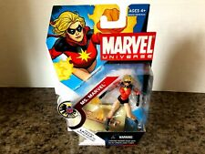 MARVEL UNIVERSE 3.75'' MS MARVEL FIGURE 023