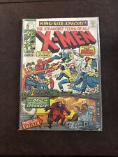 Marvel Comics Group X-MEN King-Size Special #1 G