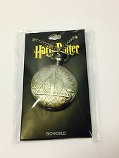 Wizarding World Loot Crate Exclusive Harry Potter Deathly Hallows Pocket Watch