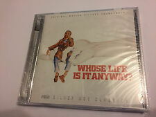 WHOSE LIFE IS IT ANYWAY? (Rubinstein) OOP FSM Ltd Score OST Soundtrack CD SEALED