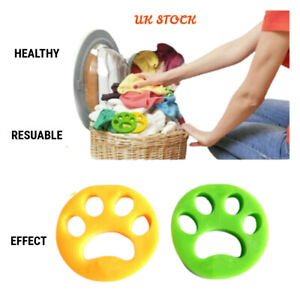 2XPet Hair Remover for Laundry Washing Machine Cat Dog Fur Catcher Reusable Pair