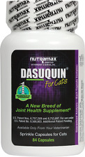 Nutramax Dasuquin Pet Joint Health Supplement Cats 84 Capsules