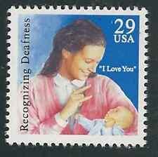 Scott #2783..29 Cent...Recognizing Deafness...25 Stamps