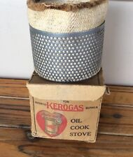 Vintage Kerogas Oil Stove Wick No 20 NOS