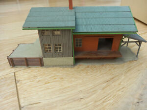 OO Gauge Building - Freight Station