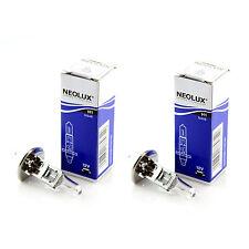 Neolux Clear Standard Halogen High Main Full Beam Headlight Headlamp Light Bulbs