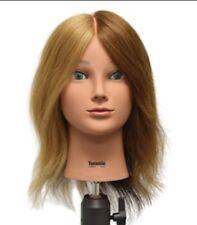 Burmax Tammie Manikin Mannequin Hair Styling Training Head Brown Blonde Grey Red